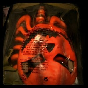 Bleeding chest pumpkin costume